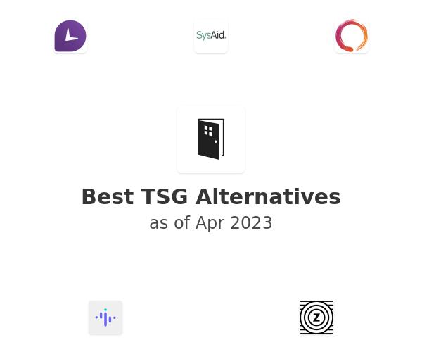Best TSG Alternatives