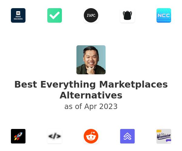 Best Everything Marketplaces Alternatives