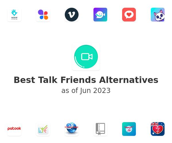 Best Talk Friends Alternatives