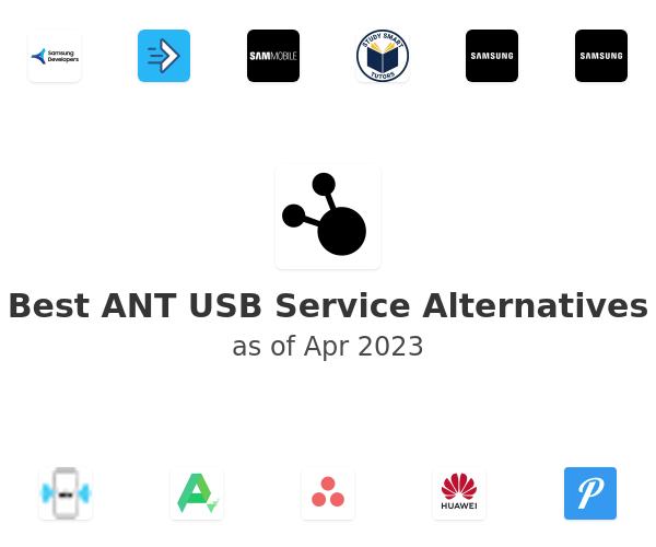 Best ANT USB Service Alternatives