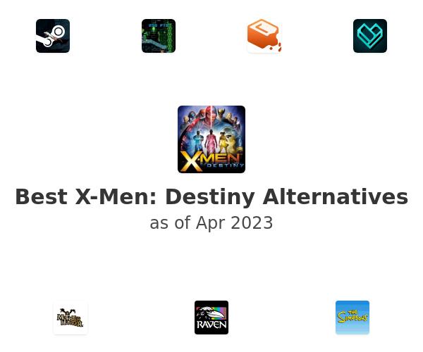 Best X-Men: Destiny Alternatives