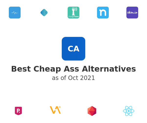 Best Cheap Ass Alternatives