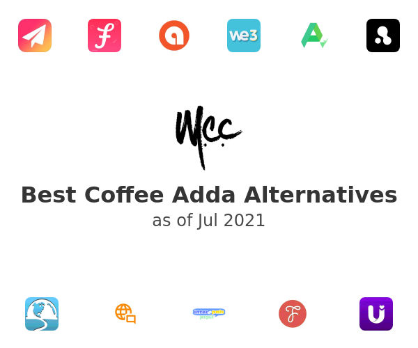 Best Coffee Adda Alternatives