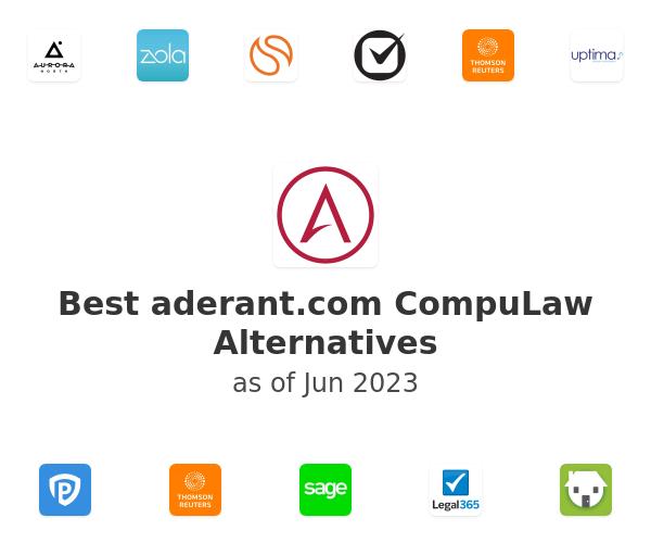 Best CompuLaw Alternatives