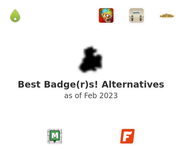 Best Badge(r)s! Alternatives