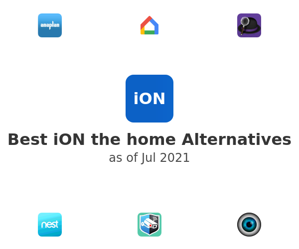 Best iON the home Alternatives