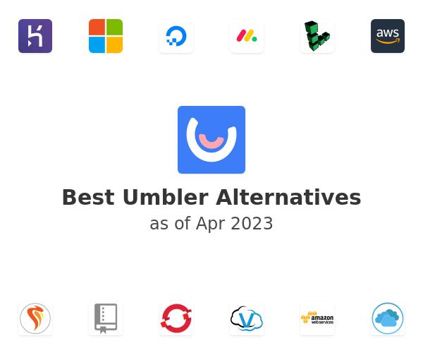 Best Umbler Alternatives