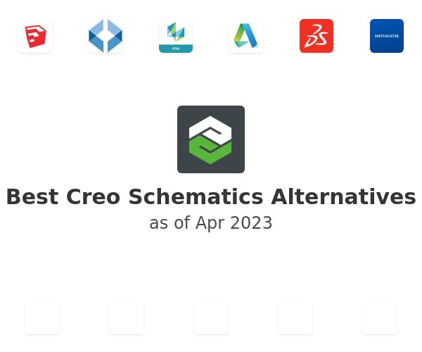 Best Creo Schematics Alternatives