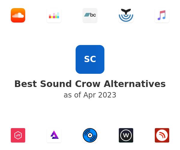 Best Sound Crow Alternatives