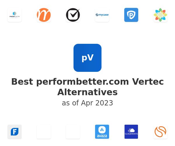 Best Vertec Alternatives