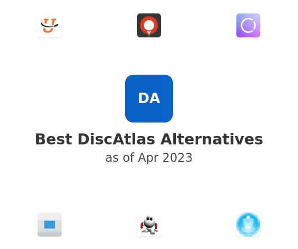 Best DiscAtlas Alternatives