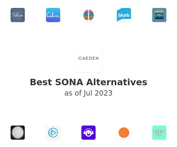 Best SONA Alternatives