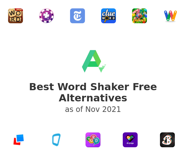 Best Word Shaker Free Alternatives