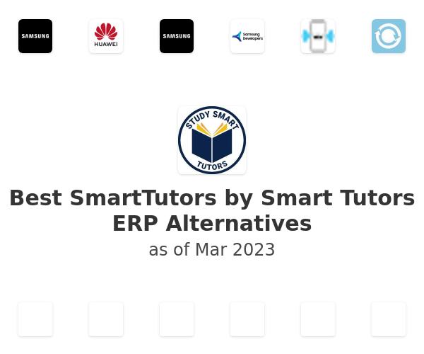 Best SmartTutors by Smart Tutors ERP Alternatives