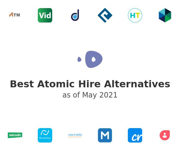 Best Atomic Hire Alternatives