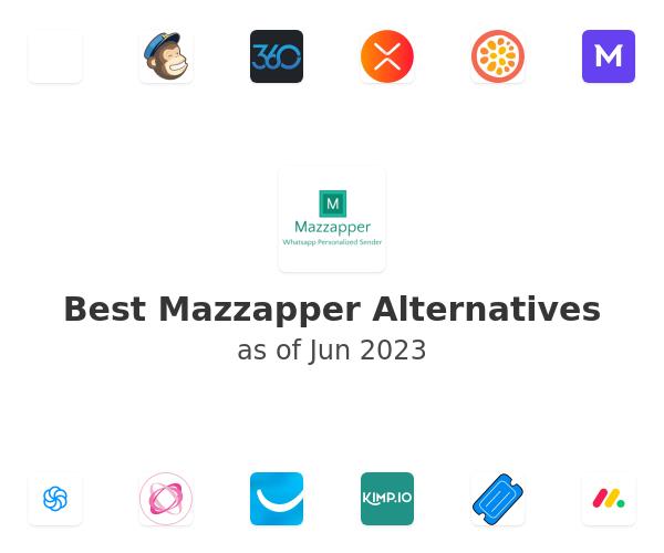 Best Mazzapper Alternatives