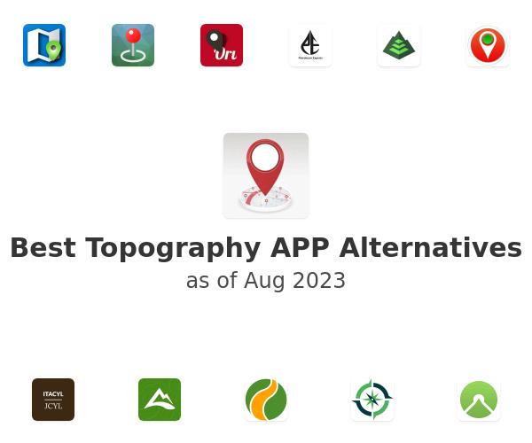 Best Topography APP Alternatives