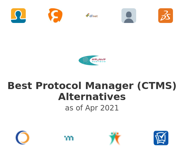 Best Protocol Manager (CTMS) Alternatives