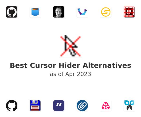 Best Cursor Hider Alternatives
