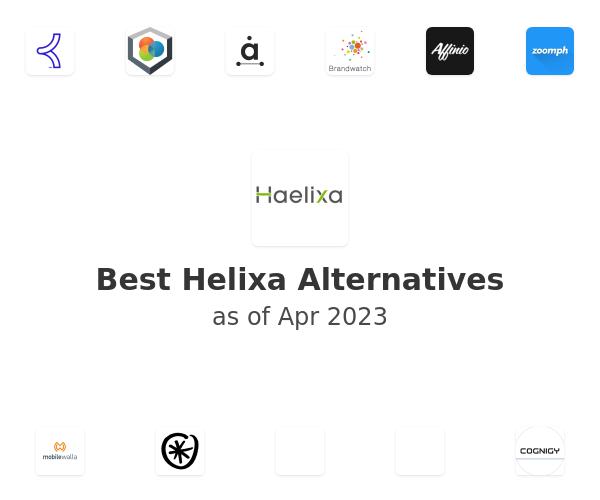 Best Helixa Alternatives