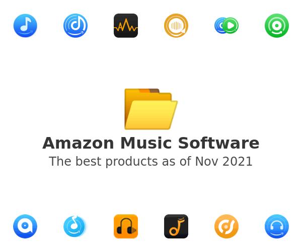 Amazon Music Software