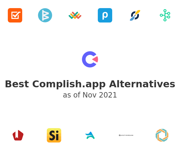 Best Complish.app Alternatives