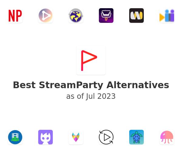 Best StreamParty Alternatives