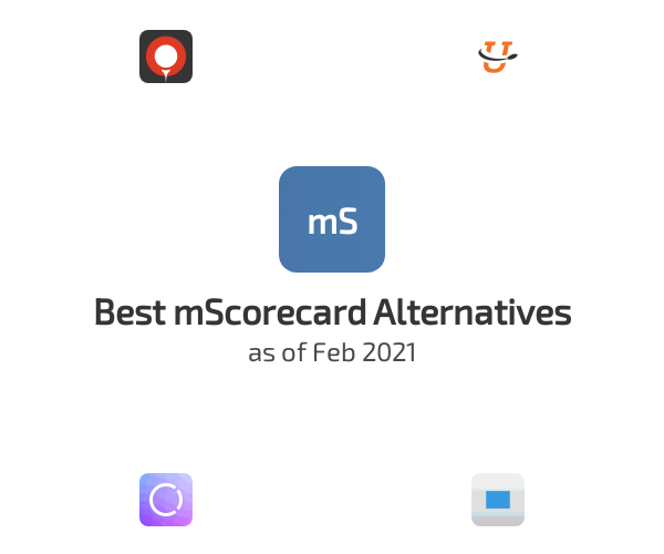 Best mScorecard Alternatives