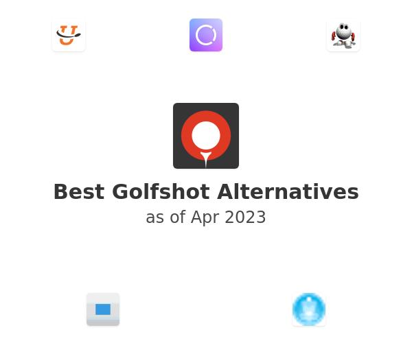 Best Golfshot Alternatives