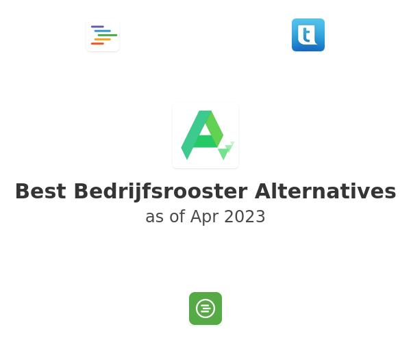 Best Bedrijfsrooster Alternatives