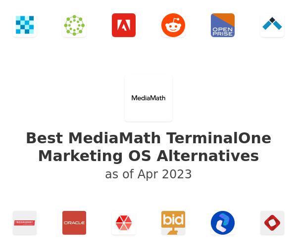 Best MediaMath TerminalOne Marketing OS Alternatives