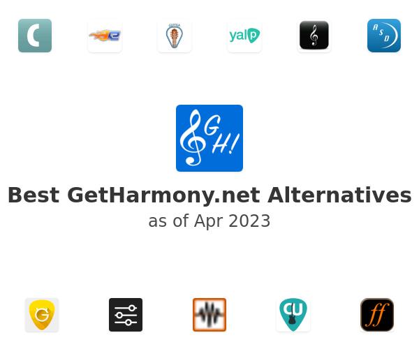 Best GetHarmony.net Alternatives
