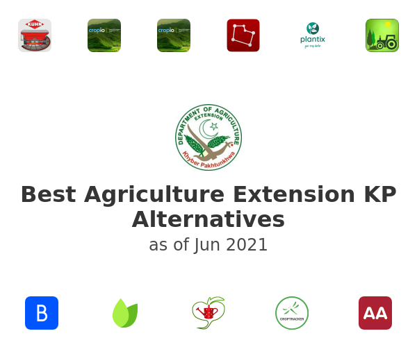 Best Agriculture Extension KP Alternatives