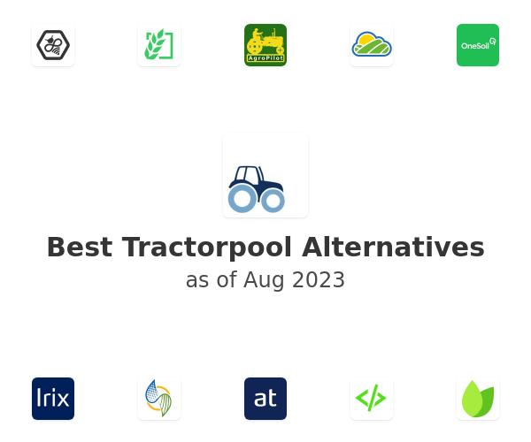 Best Tractorpool Alternatives
