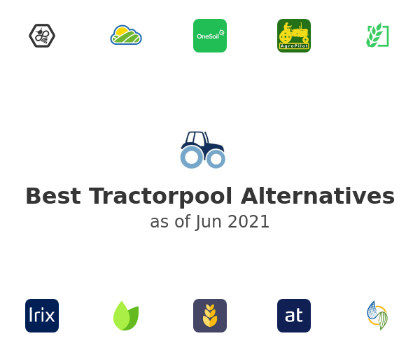 Best Tractorpool Alternatives