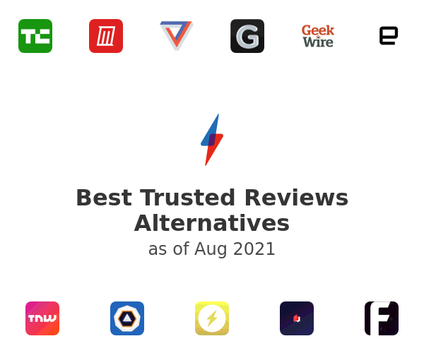 Best Trusted Reviews Alternatives