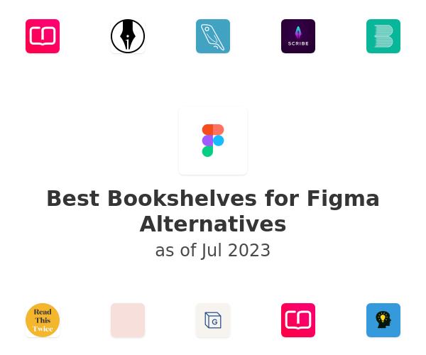 Best Bookshelves for Figma Alternatives