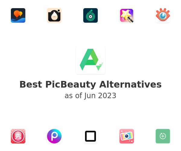 Best PicBeauty Alternatives