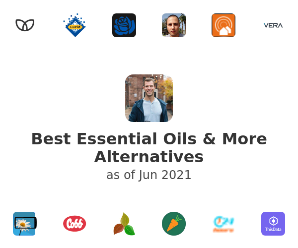 Best Essential Oils & More Alternatives