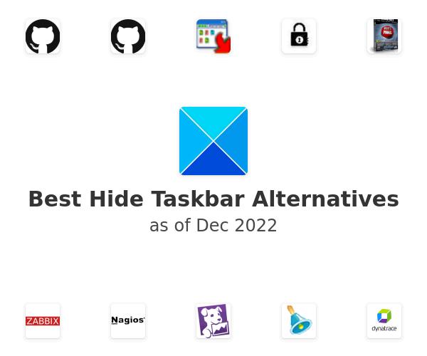 Best Hide Taskbar Alternatives