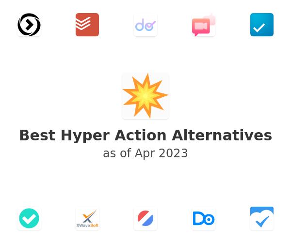 Best Hyper Action Alternatives