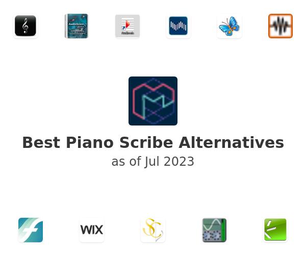 Best Piano Scribe Alternatives