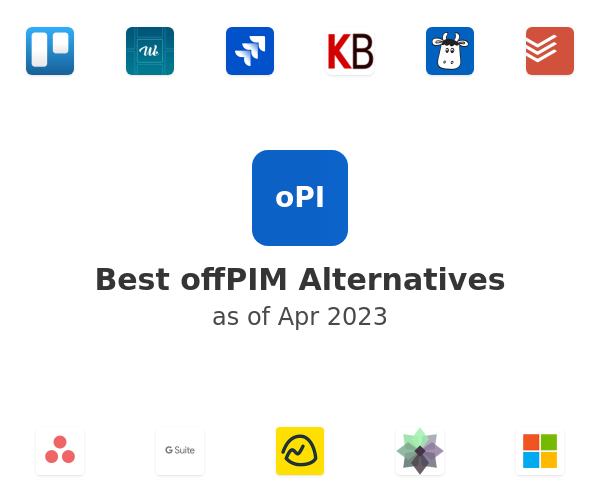 Best offPIM Alternatives