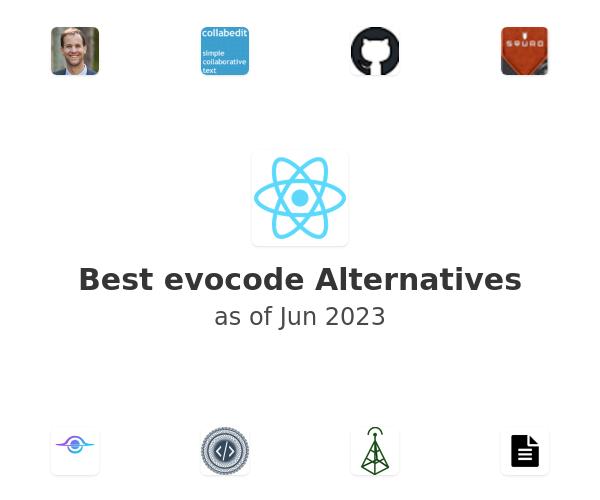 Best evocode Alternatives