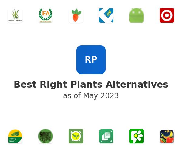 Best Right Plants Alternatives