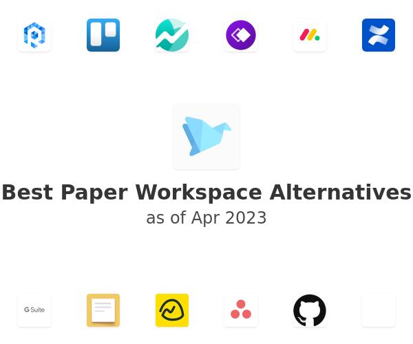 Best Paper Workspace Alternatives
