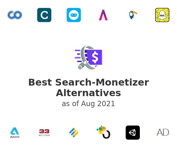 Best Search-Monetizer Alternatives