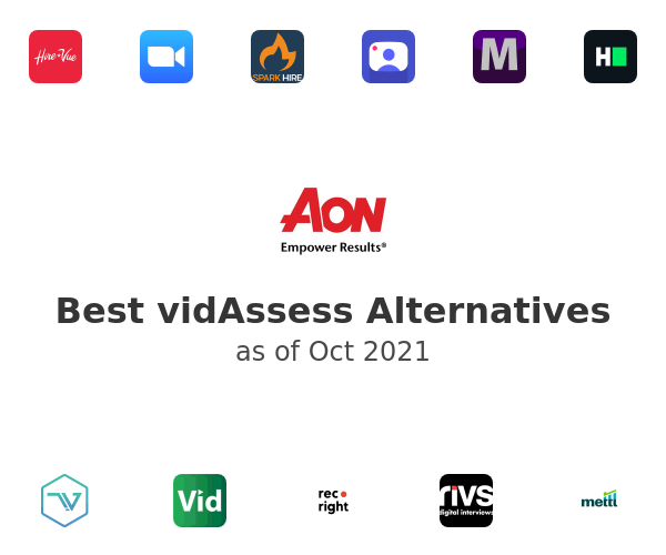 Best vidAssess Alternatives