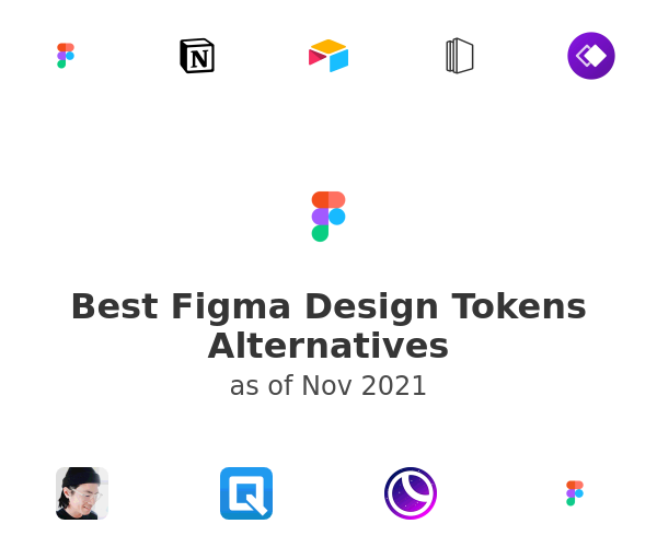 Best Figma Design Tokens Alternatives