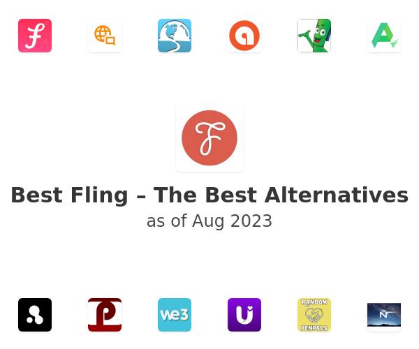Best Fling – The Best Alternatives